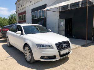 Удаление Клапана ЕГР на Audi A6