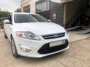 Ford Mondeo - исправляем чужие ошибки по ЕГР