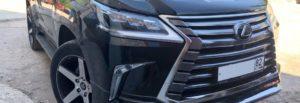 Удаление клапана ЕГР Lexus LX450D