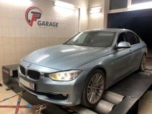 BMW F30 - программирование на стенде