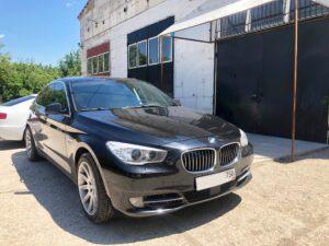 BMW 535 F07 - увеличение мощности