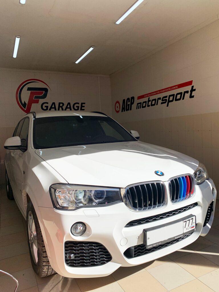 BMW X3 F25 2.0i