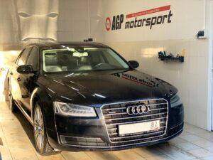 Audi A8 3.0TFSI - Euro2
