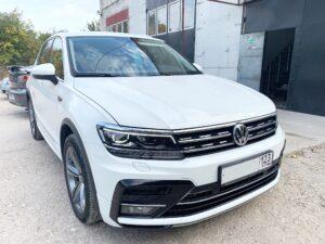 Volkswagen Tiguan - мягкое программировение