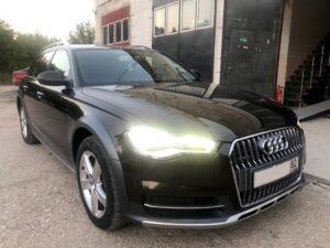 Audi A6 3.0D - программирование