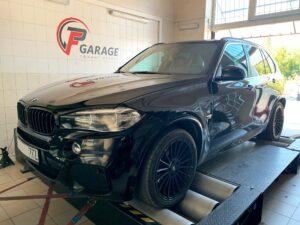 BMW X5 40D в кузове F15