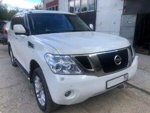 Nissan Patrol - улучшение динамики