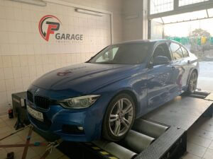 BMW 320i 2.0T ( B48 engine )