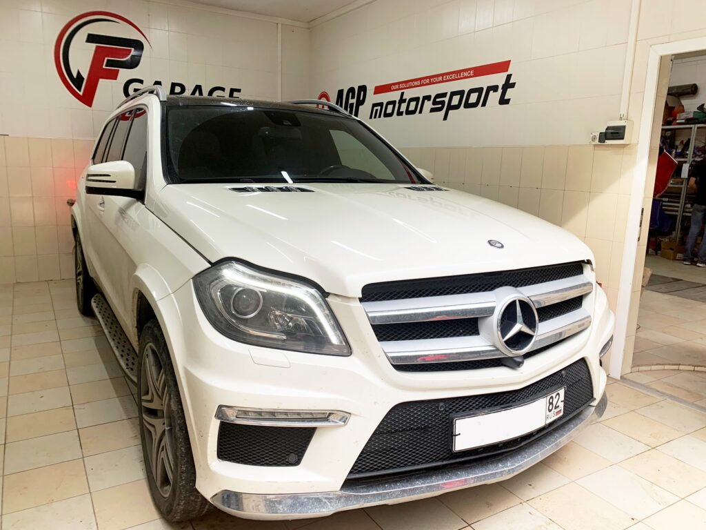 Mercedes-Benz GL350D