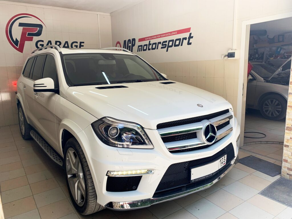 Mercedes-Benz ML350D W166